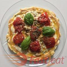 Tapioca (Gluten free) Pizza Crust Fast2eat Recipe