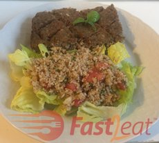 Baked Kibbeh Fast2eat Recipe