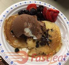 Easy 100% Whole Wheat Pancake Fast2eat