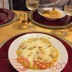 Shrimp Sauce for Pasta or Spaghetti Squashi Fast2eat